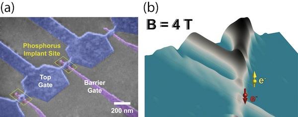 Researchers discover single-atom transistor