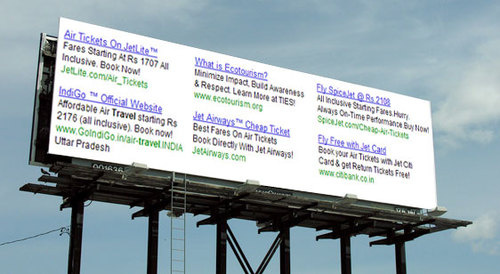 Google files patent on Streetview billboard ad replacer