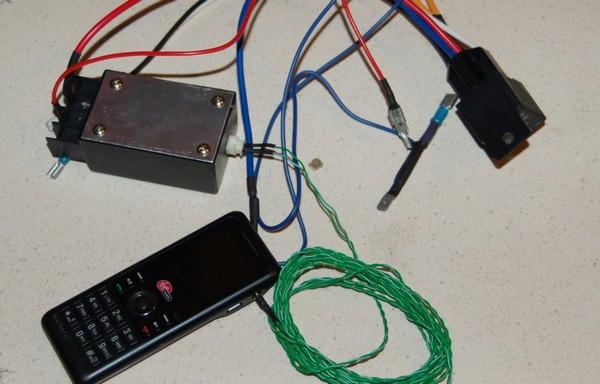 Prepaid wireless remote car starter