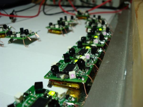 Open source swarm robot project
