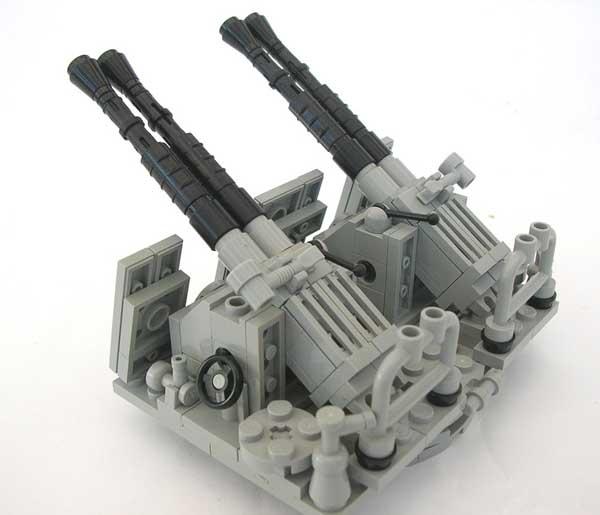 Lego 1:40 USS Intrepid