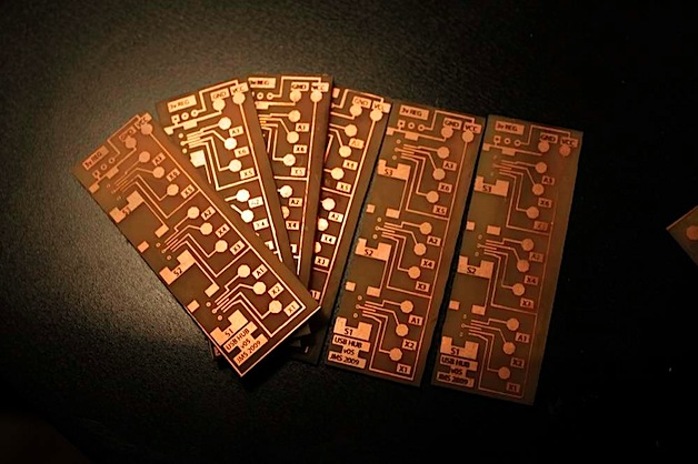 How-To: Use a laser cutter to make PCBs