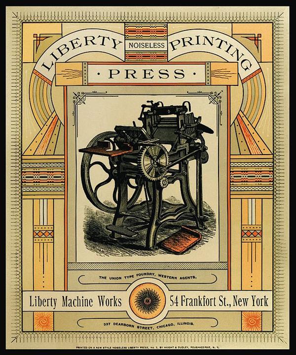 "Lost Knowledge: ""Artistic Printing"""