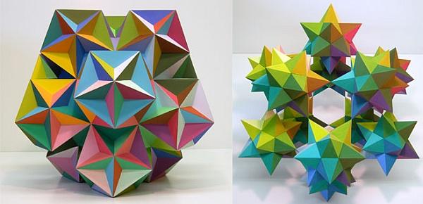 Math Monday: Morton Bradley sculpture