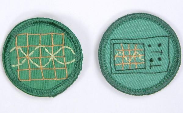 Oscilloscope merit badge