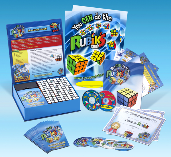 Rubik's Cube lesson plans