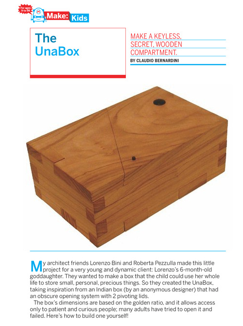 Weekend Project: The UnaBox (PDF)