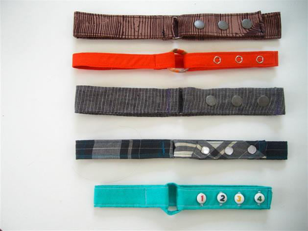 How-To: Adjustable Child's Belt
