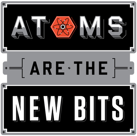 Are atoms the new bits?