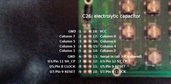Bliptronic + Arduino = Monome compatible