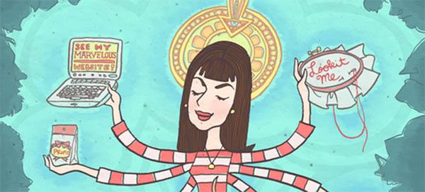 "Maker Business: Jenny Hart's ""Crafting a Business"" column"
