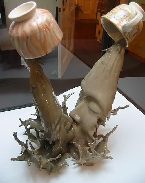 Coffee Kiss ceramics