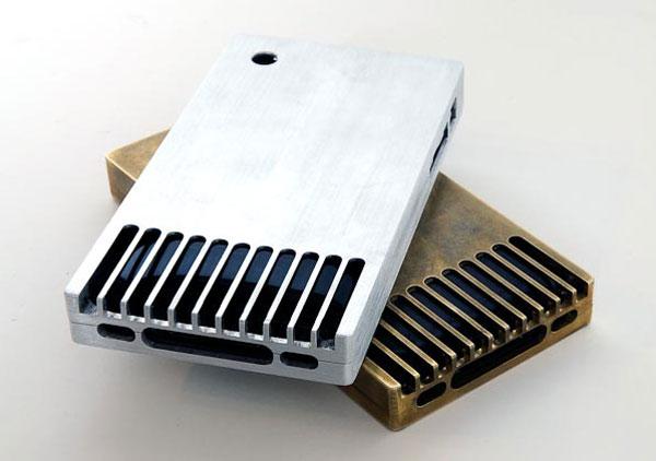 Custom billet aluminum iPhone cases