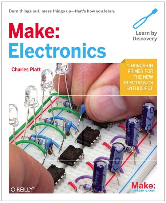 "Tonight 10pm ET – ""Ask an Engineer"" – Make: Electronics night!"