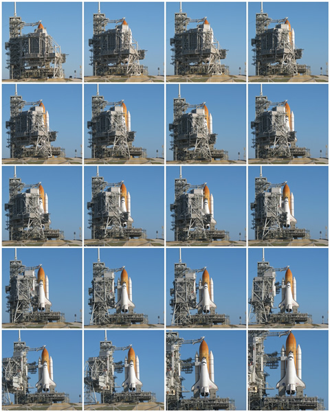 Rachel in Space: Wake up (or stay up) for shuttle launch tonight