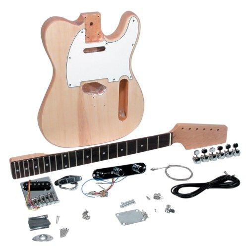 DIY Music comes to Maker Shed, killer guitar kits!