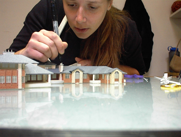Revolutions in Model Making conference