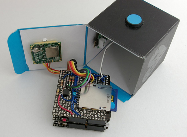 Arduino digicam