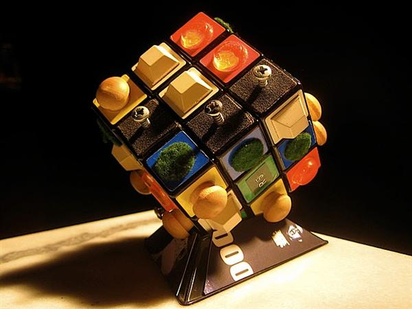 Rubik's cube of Doom