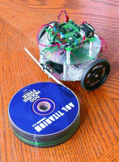 Reminder: Make: Robot Build. Sign up!