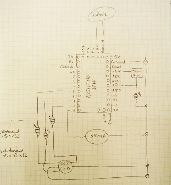 Arduino-powered hacky-sack game