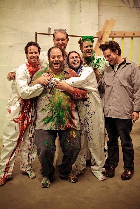 OK Go Rube Goldberg video: meet the makers!