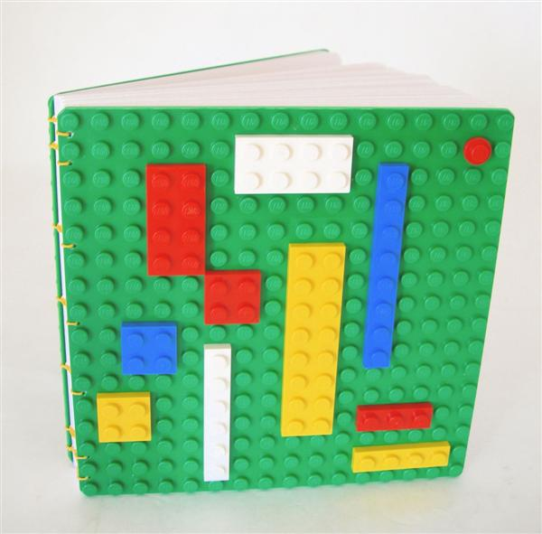 In the Makers Market:  Build Your Own Cover Books