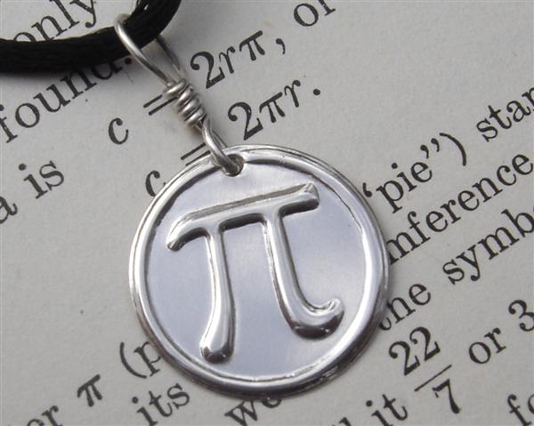 In the Makers Market:  Pi Day accessories