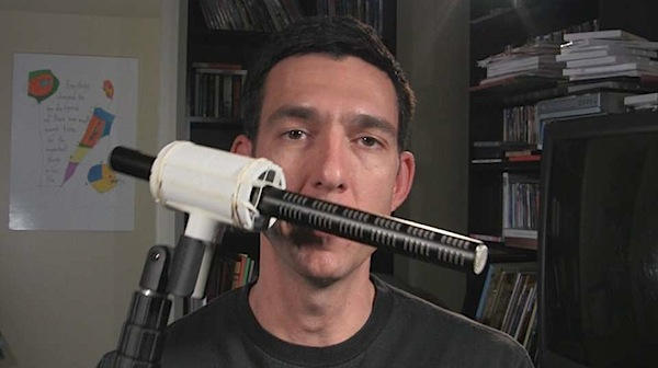 How-To: PVC microphone shockmount