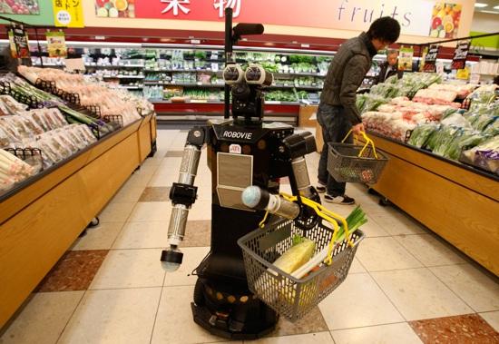 Robots, part III