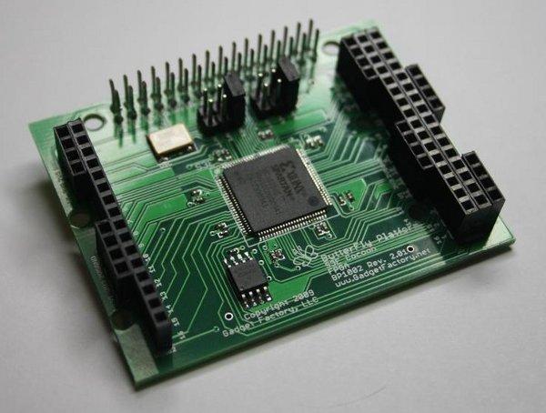 Arduino on an FPGA