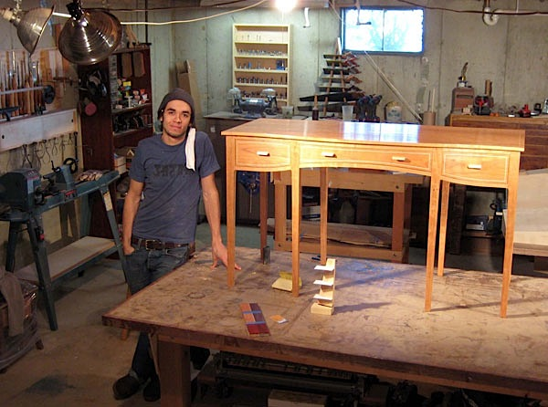 Furniture videos by David Moore