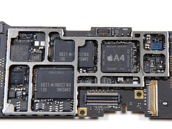 DIYPad: More discoveries from the iPad teardown