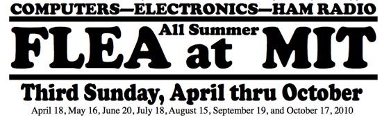The Flea at MIT