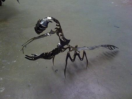 Insectoid robotagami!