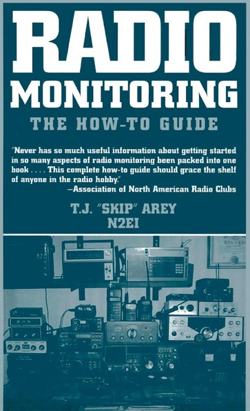 Radio monitoring book re-released under a Creative Commons license