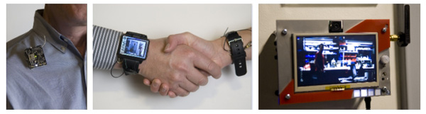 Geek Chic: Spinner, a network of wearable sensors