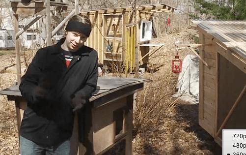 Gypsy Junker Backyard Cabin