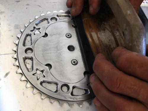 Alt.Transportation: Customize your bike's chainring