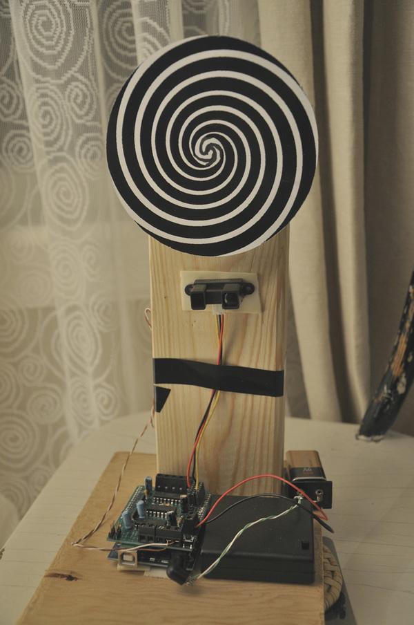 Arduino-driven hypnodisk