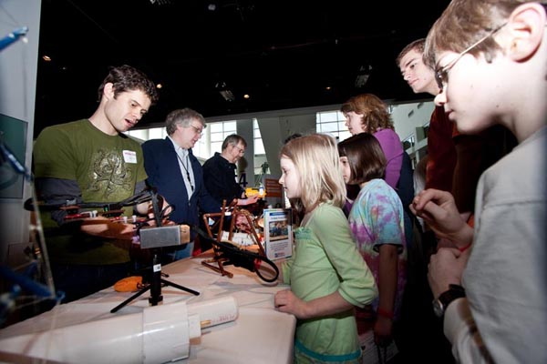 Make: Day call for makers