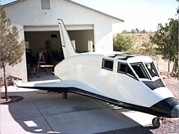 Maker Faire: Hermes Spacecraft