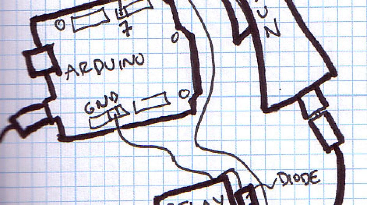 Arduino Nerf Sentry Gun Build Relay Firing Circuit Make Article Featured Image
