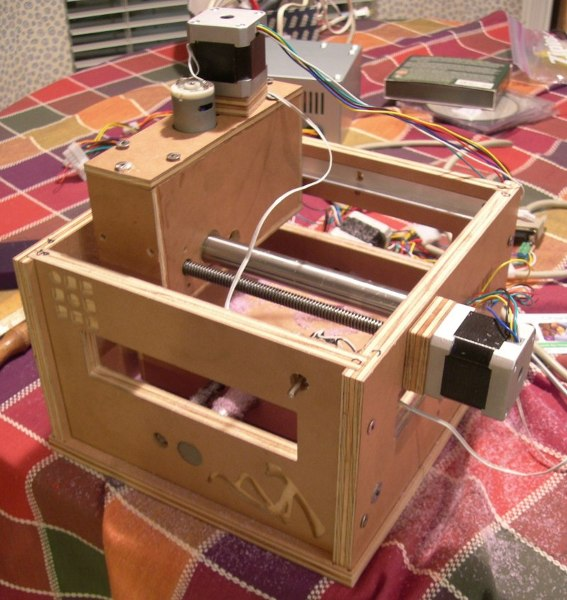 Build a 3 axis milling machine for under 0