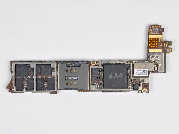 First iPhone 4 teardown!