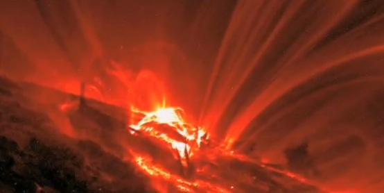 Music of the sun recorded by scientists