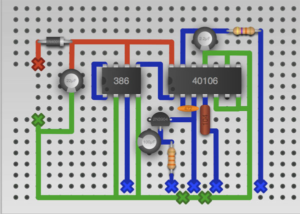circuit skills perfboard prototyping sponsored by jameco rh makezine com
