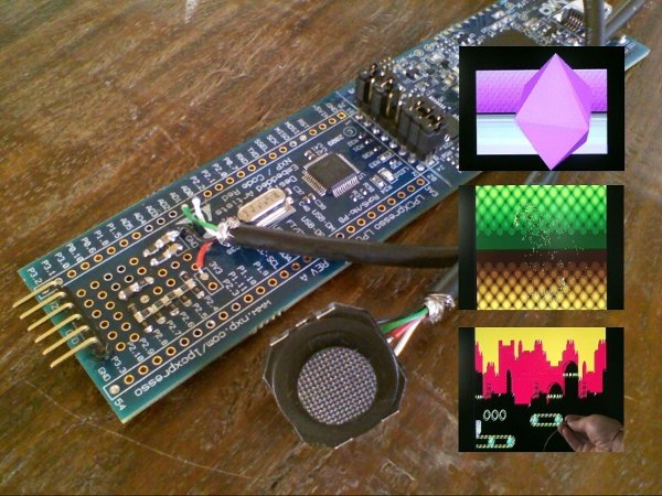 RBox: A diy 32 bit game console for the price of a latte