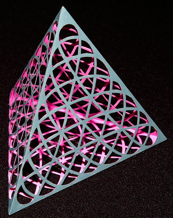 Math Monday: Kirigami polyhedra