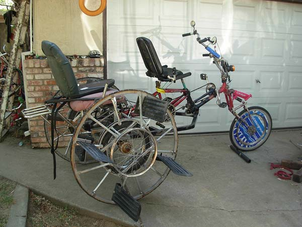 All-terrain bicycle